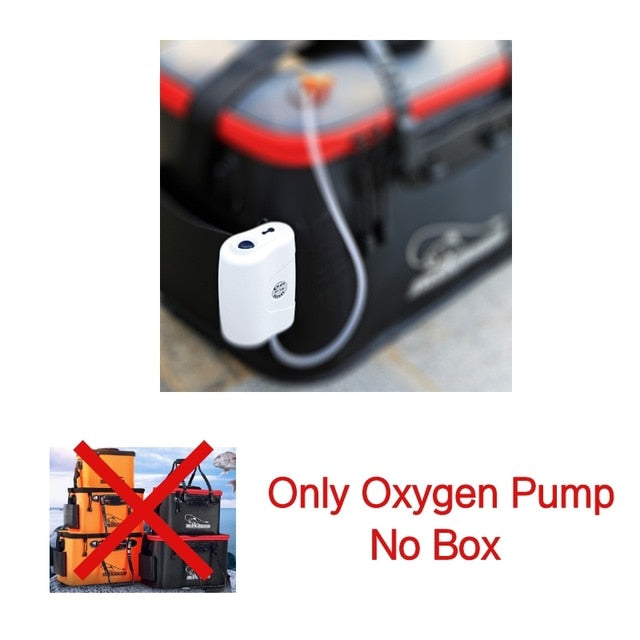 Single Hole Oxygen Pump For Fishing box