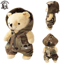Load image into Gallery viewer, Tactical Teddy Bear