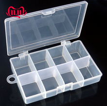 Load image into Gallery viewer, 8 Compartment Fishing Tackle Box