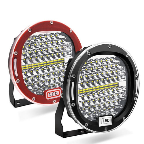 2 piece 7Inch 30000lm LED Driving Lights