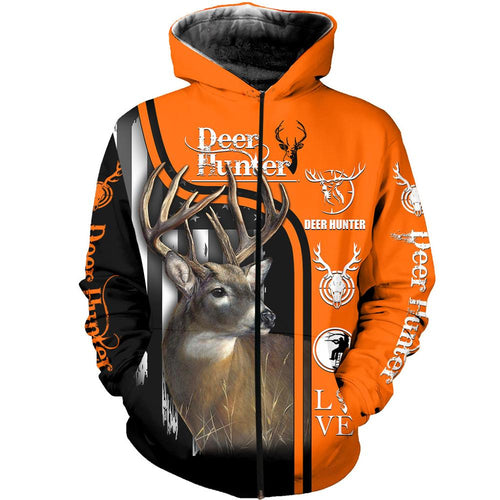3D Deer Hunter Jacket