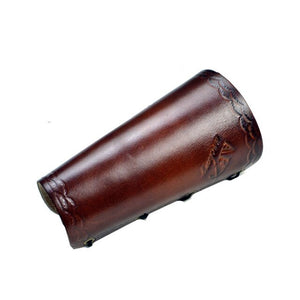Leather Archery Arm/wrist Guard