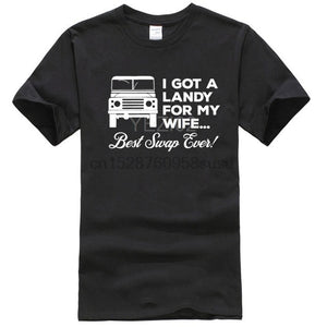 Landy For My Wife T-Shirt