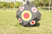 Load image into Gallery viewer, 3D Cube Reusable Archery Target