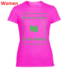 "Load image into Gallery viewer, ""If It Flies It Dies If It Hops It Drops If It Hooks It Cooks"" Men & Women T-Shirt"