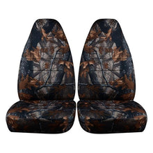 Load image into Gallery viewer, Camouflage Car Seat Covers