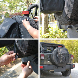 Spare Tire Storage Bag