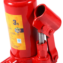 Load image into Gallery viewer, 3T Hydraulic Bottle Jack