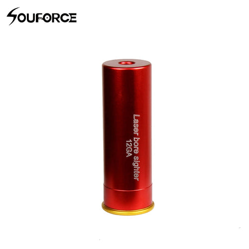 12 GA Laser Red Dot Bore Sight