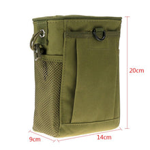 Load image into Gallery viewer, Protable Molle Drop, Reloader, Pouch Bag