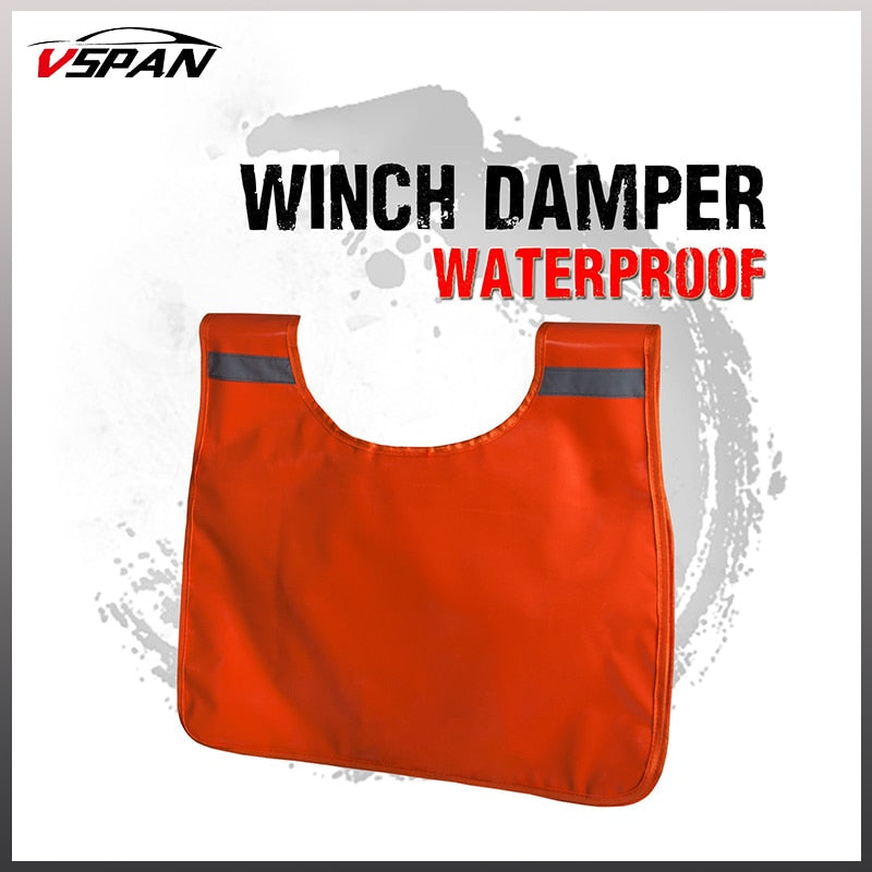 Recovery Safety Winch Damper