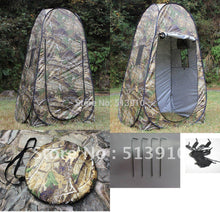 Load image into Gallery viewer, Portable Shower/Toilet Tent or Hunting Hide