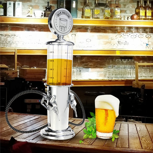 Gas Pump Alcohol Liquor Dispenser