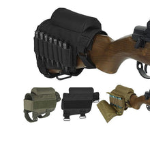 Load image into Gallery viewer, Adjustable Buttstock, ammo holder, Cheek Rest (3 colours available)