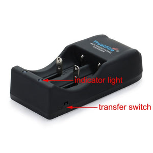 Universal Dual Battery Charger