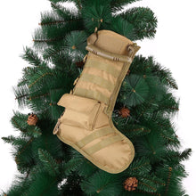 Load image into Gallery viewer, Tactical Christmas Stocking