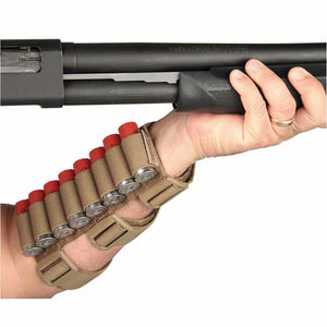 Wrist 8 round shotgun shell Holder