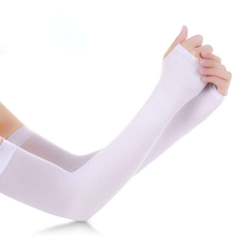 Arm Sleeves, Arm Bands with Thumb Holes