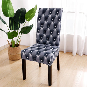 Chair Covers Elastic Stretch Spandex For Living Room