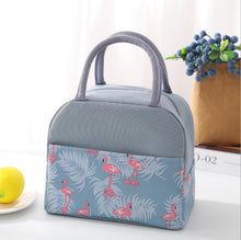 Load image into Gallery viewer, Insulated Lunch Bag Thermal Lunch Tote