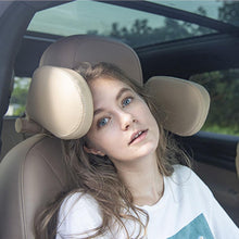 Load image into Gallery viewer, Car Seat Headrest Pillow, Neck Rest For Car, U Shape Car Cushion Car Pillow Head Neck Support Detachable, Seat Held Pillow