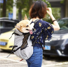 Load image into Gallery viewer, Dog Carrier Backpack, Sport Sack Dog Carrier Backpack up to 60 lbs