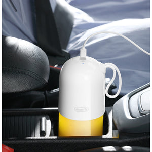 Portable Electric Juicer Blender Wireless Mini USB Rechargable Mixer for Travel 300ml