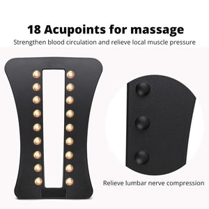 Back Stretcher, Spinal Pressure, Pain Relief, Posture Correcting Stretcher