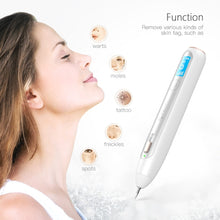 Load image into Gallery viewer, Wart Remover Plasma Pen Spot Eraser For Dark Spots, Freckle, Mole and Warts Xpreen