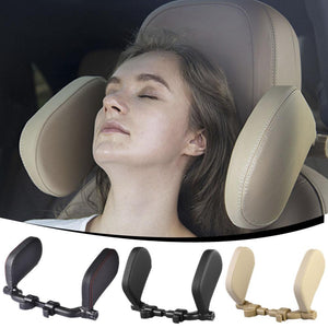 Car Seat Headrest Pillow, Neck Rest For Car, U Shape Car Cushion Car Pillow Head Neck Support Detachable, Seat Held Pillow