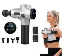 Load image into Gallery viewer, Full Body Massage Gun Percussion Therapy Deep Tissue Pain Relief Massager