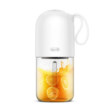 Load image into Gallery viewer, Portable Electric Juicer Blender Wireless Mini USB Rechargable Mixer for Travel 300ml