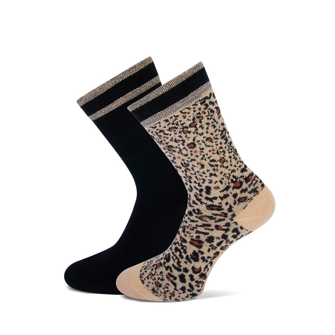 Bella Socks 82072 Bella Socks 82072 - Jambelles MarcMarcs 35-38 / 1269 Beige Black