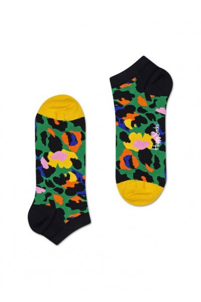 Leopard Low Socks NLE05 Leopard Low Socks NLE05 - Jambelles Happy Socks 36-40 / 7300 kleur
