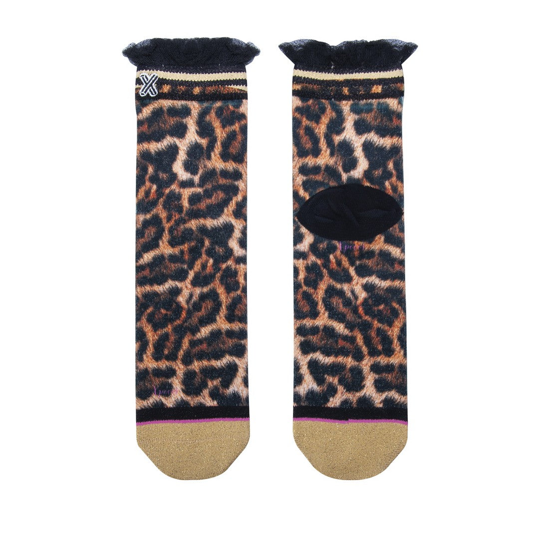 Lucy Leopard Shortsocks 71019 Lucy Leopard Shortsocks 71019 - Jambelles Xpooos One Size / 7000 Assorti