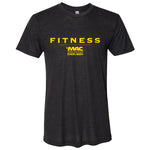 MAC and La Cantina Fitness - Black T-Shirt