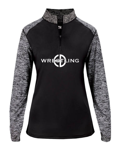 HDW - Black Women's Quarter Zip