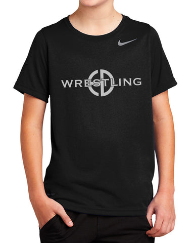 HDW - Nike Youth Black T-Shirt