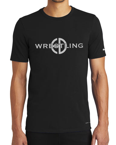 HDW - Nike Men's Black T-Shirt