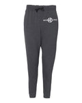 HDW - Black Heather Joggers