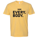 The MAC T-shirt - Yellow