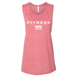 MAC and La Cantina Fitness - Mauve Tank Top