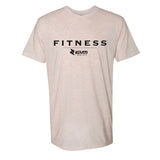 iGym and La Cantina Fitness - Oatmeal T-Shirt