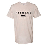 MAC and La Cantina Fitness - Oatmeal T-Shirt