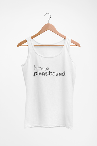 Hummus Based Women's Tank - Trend Press