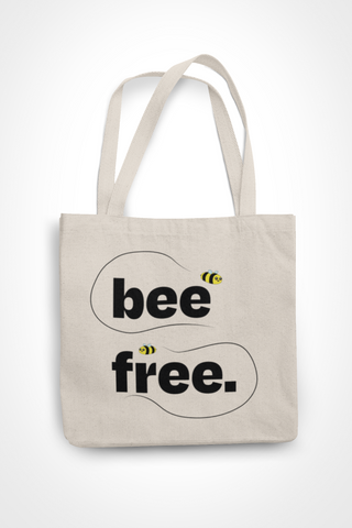 Bee Free Tote - Trend Press