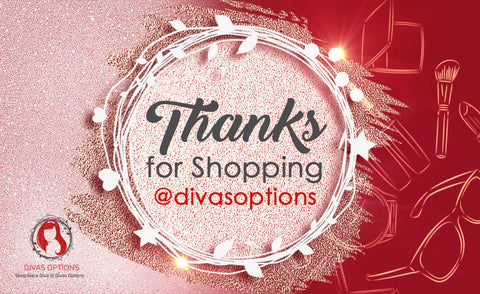 Thanks for Shopping