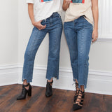Orman Cropped Straight-leg Jeans