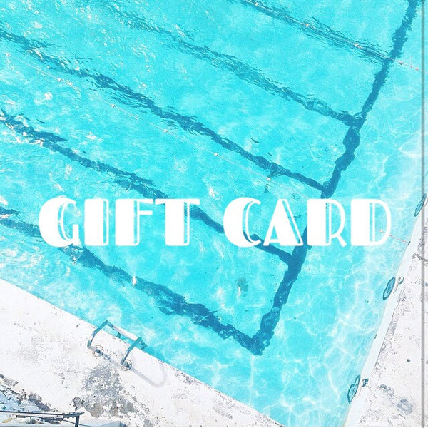 Gift Card - HELLO PARRY Australian Fashion Label