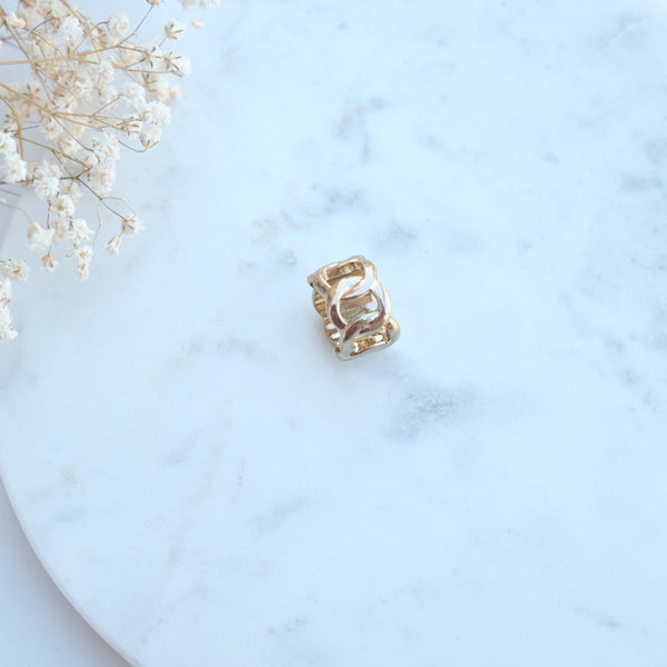 Classic Gold Chain Ring - HELLO PARRY Australian Fashion Label